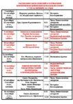 Расписание богослужений с 7 по 16 октября 2021 года